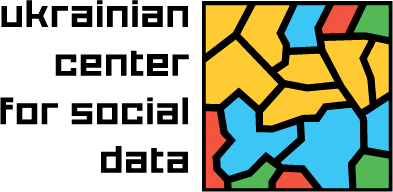 Logo Ukrainian Center for Social Data