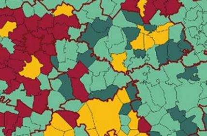 Logo category Електоральна географія